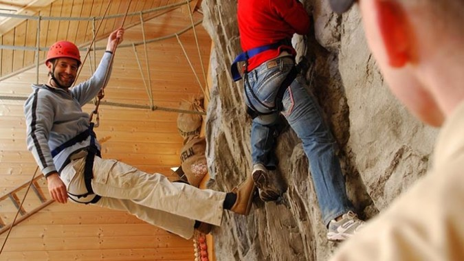 Klettern-Indoor