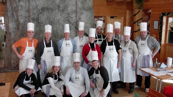 Koch-Event Schlemmergaudi
