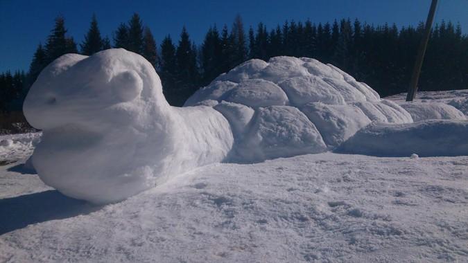 Schnee-Event