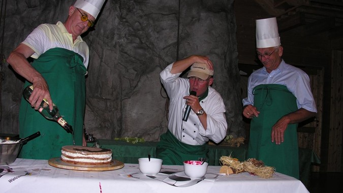 Grill- Und Hüttenabend (HA)