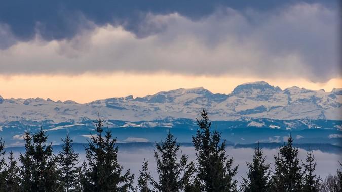 Alpenblick Höchenschwand