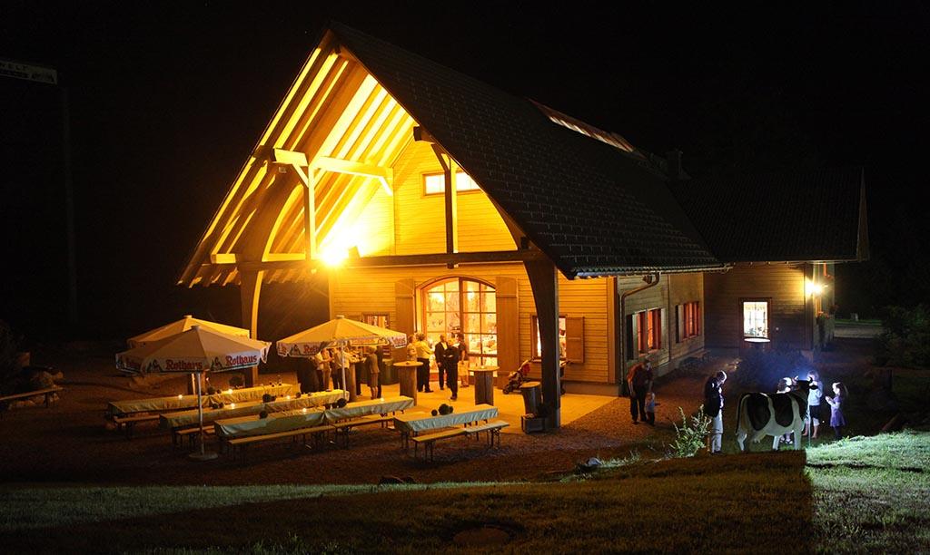 Party- Und Eventscheune