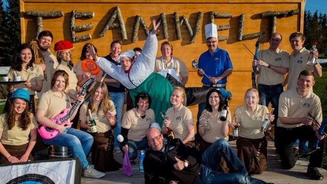 Das Teamwelt-Team Für Ihre Events Im Schwarzwald