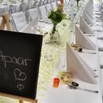 Erfolgreiches Hochzeits-Weekend
