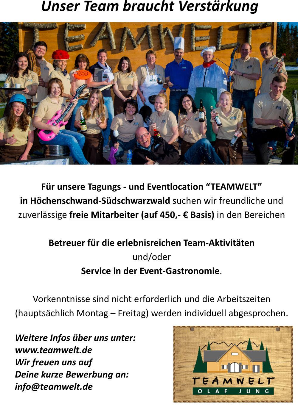 Nebenjob Im Schwarzwald, Nahe Waldshut-Tiengen Am Hochrhein In Höchenschwand