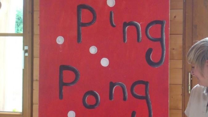 Gaudi Ping-Pong