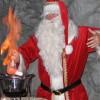 Weihnahtsfeier-Nikolaus Schwarzwald