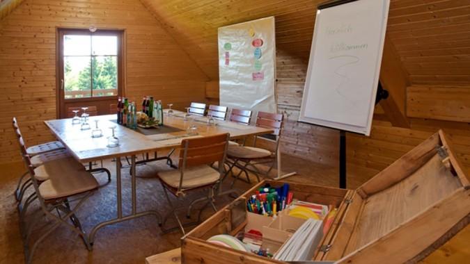 gemütlicher Seminarraum Baden-Württemberg