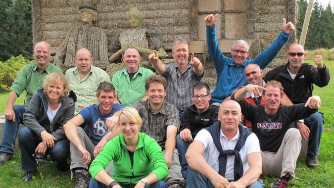 Schwarzwald-Gaudi bei Teamevents