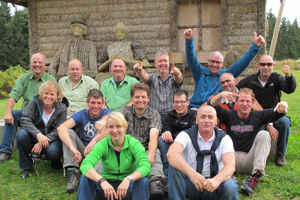 Gruppenausflug Schwarzwald