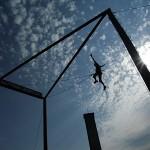 Riesenschaukel – der Adrenalin-Kick