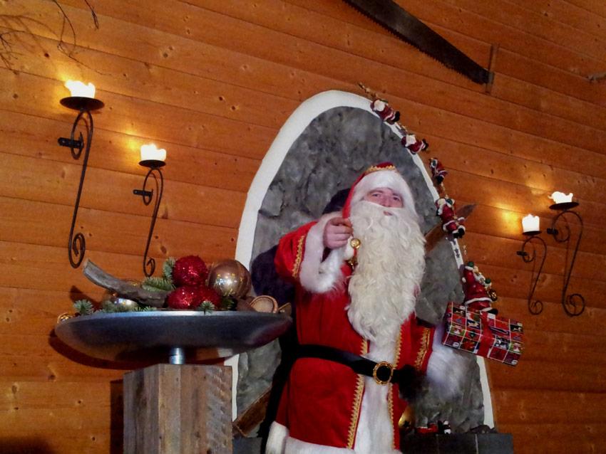 Weihnachtsfeier in der Teamwelt Südschwarzwald nahe Waldshut-Tiengen