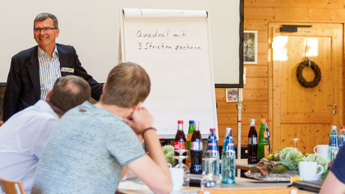 Innovationslabor Seminar Teamwelt