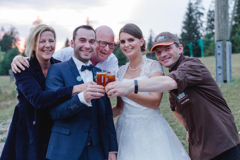 besondere Hochzeit in unserer Festscheune im Schwarzwald