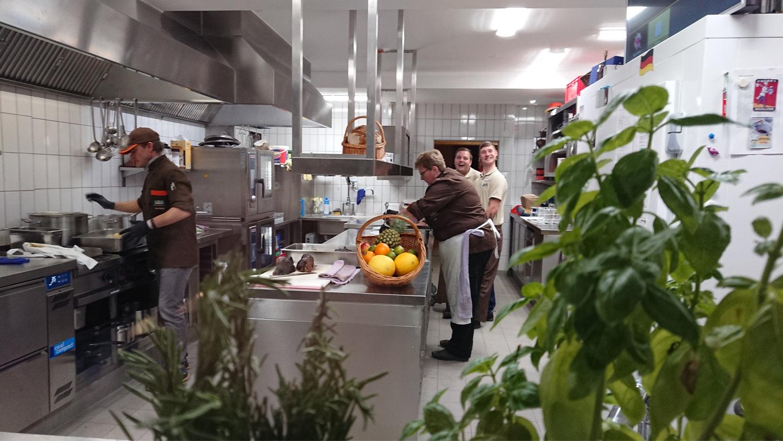 Teamwelt-Küche